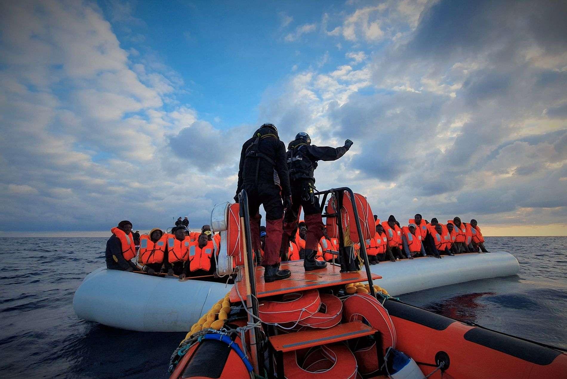 Libye: La noyade des demandeurs d'asile en mer est due à la répétition de retours illégaux