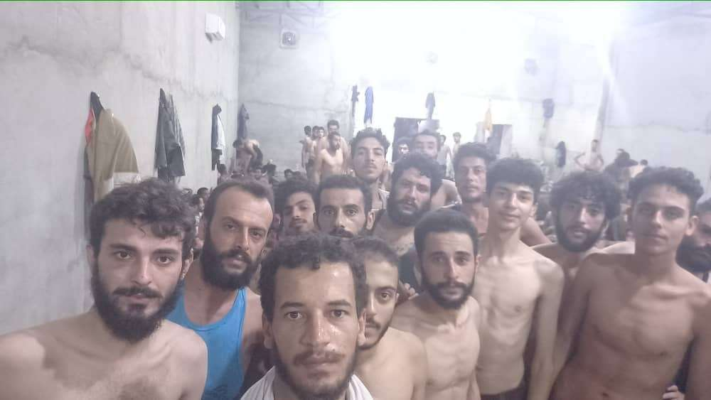 Libya: Hundreds of Syrians held in inhumane conditions in Tripoli prisons
