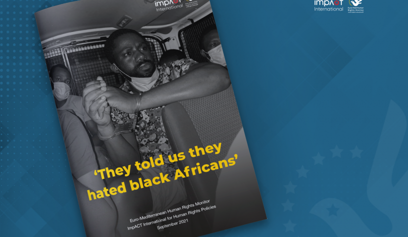 """""""They told us they hated black Africans"""": UAE authorities detain, torture, and deport over 800 migrants"""