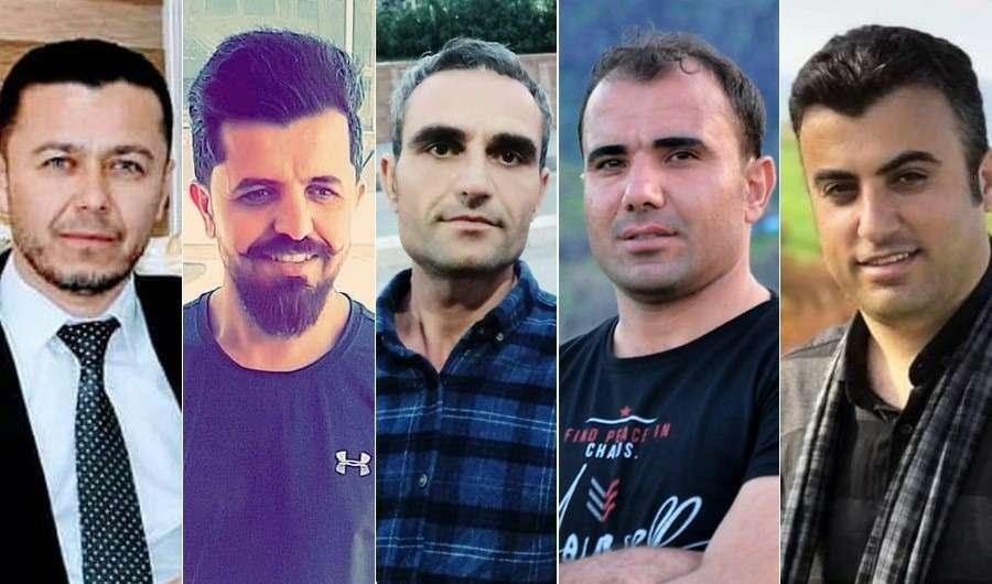 إقليم كردستان العراق.. السلطات تصعّد حملة الترهيب بأحكام قاسية ضد 5 نشطاء وصحفيين