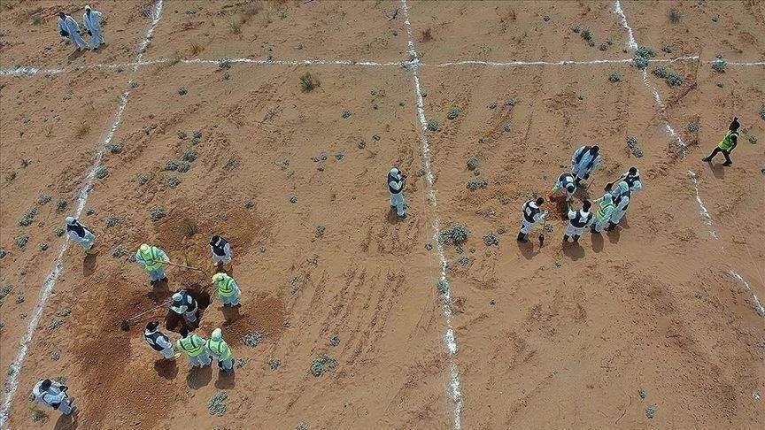 De nouvelles fosses communes à Tarhuna, en Libye, exigent la responsabilisation des auteurs de ces crimes