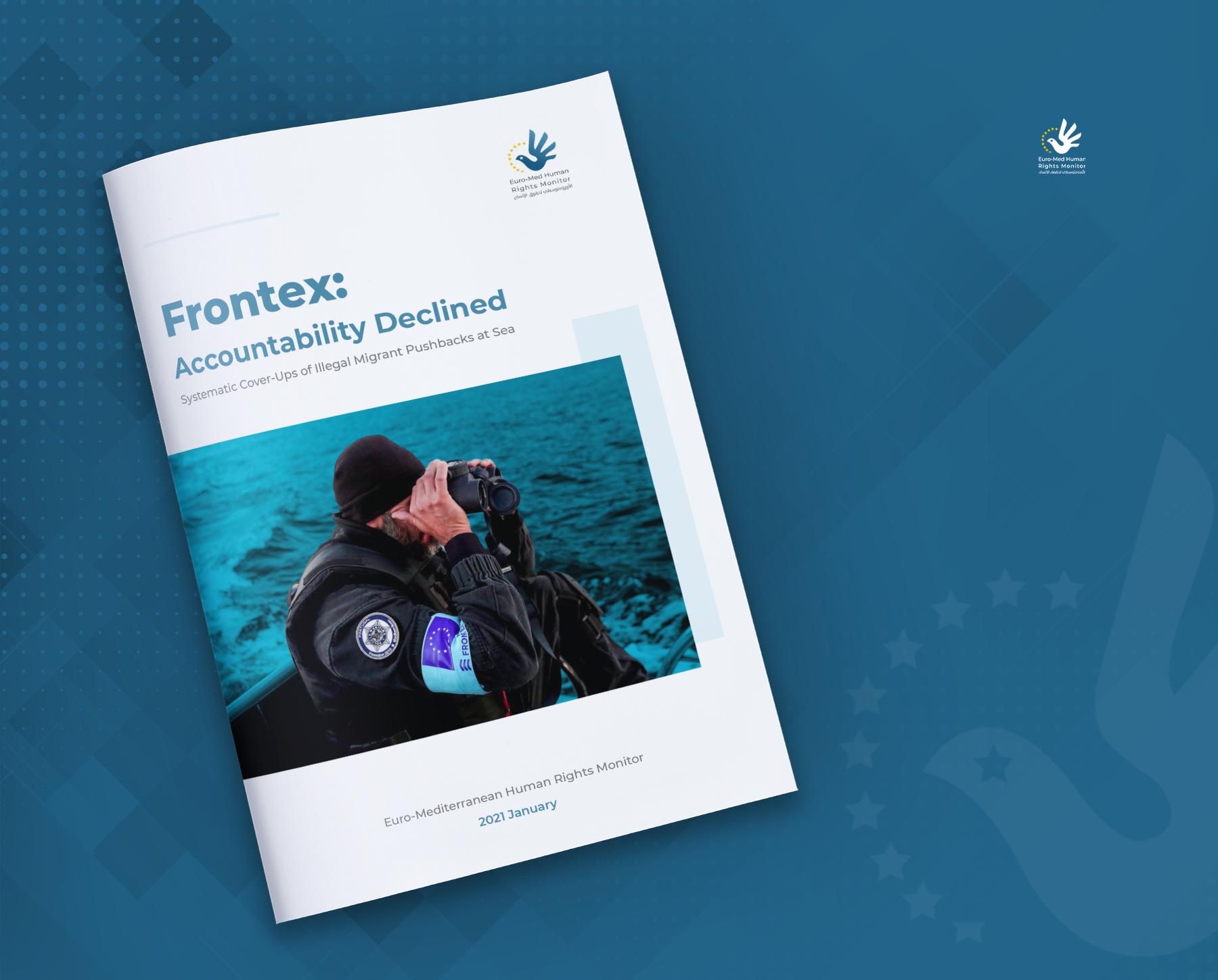 Frontex: Accountability Declined