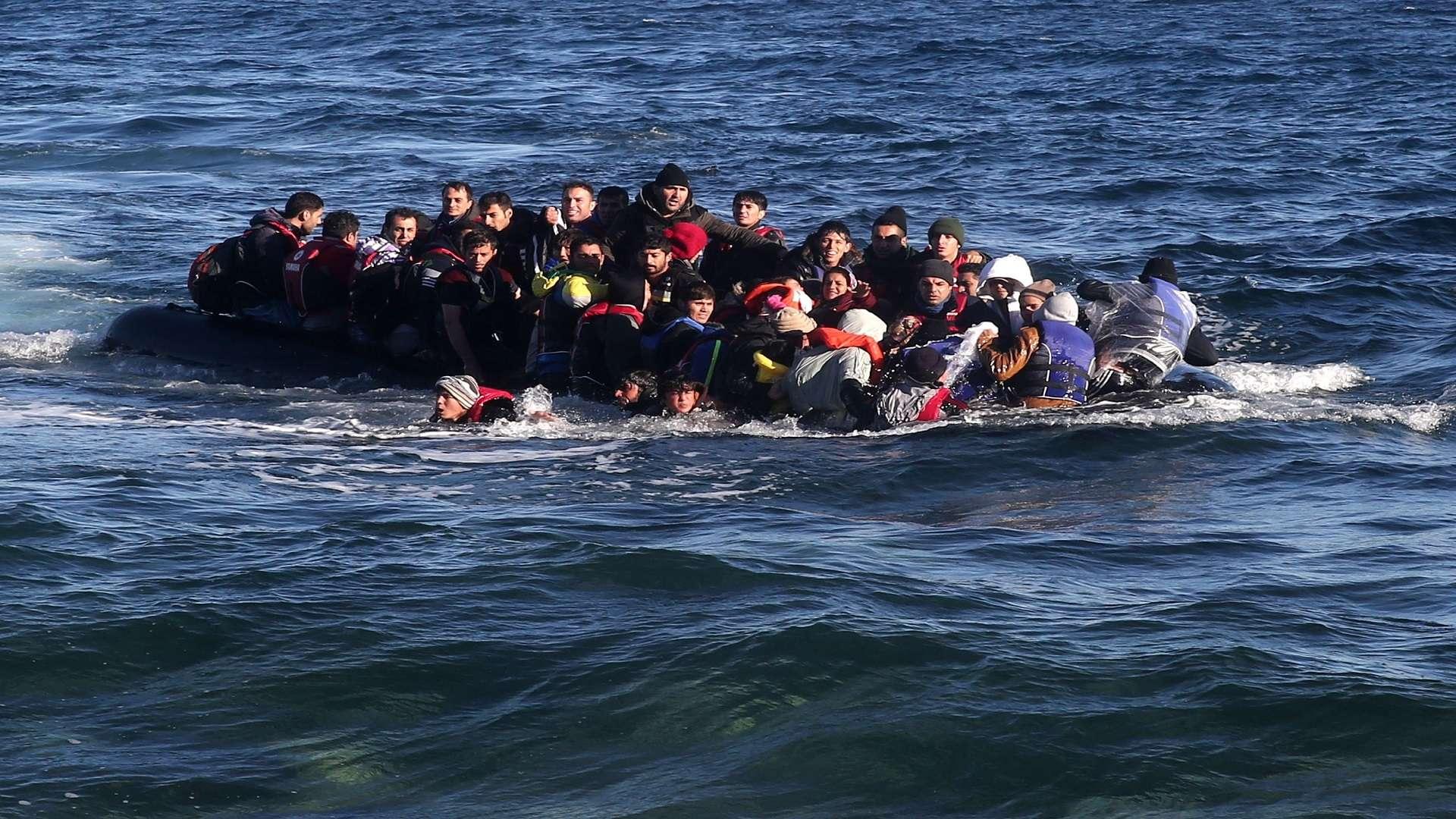 الأورومتوسطي يرحب بتقرير أممي حول حادثة غرق طالبي لجوء ويدعو لتحقيق مماثل في حادثة سبتمبر 2014