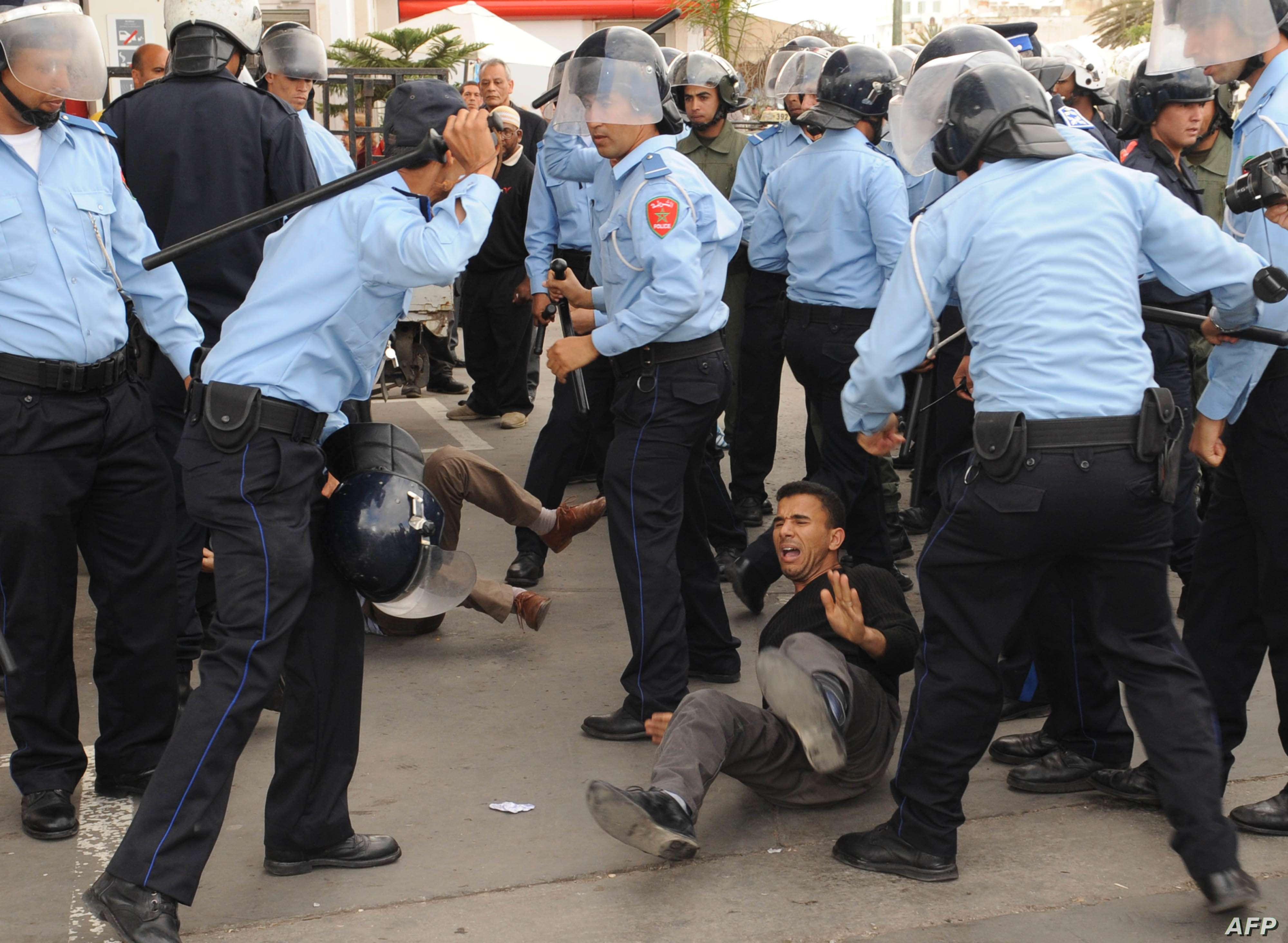 Un nouveau rapport... Répression des journalistes et des militants par les autorités marocaines