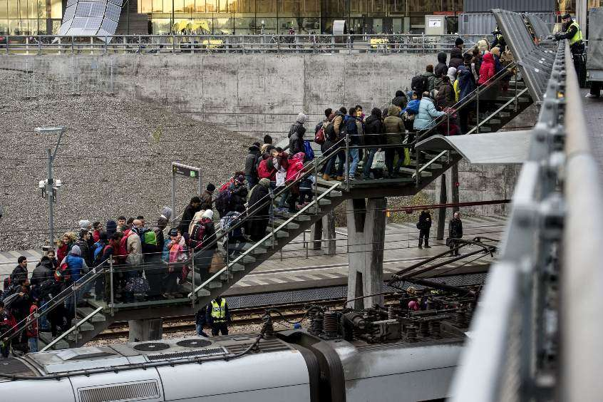 Sweden's recent permanent residence laws will impede refugees' ability to integrate and seek work