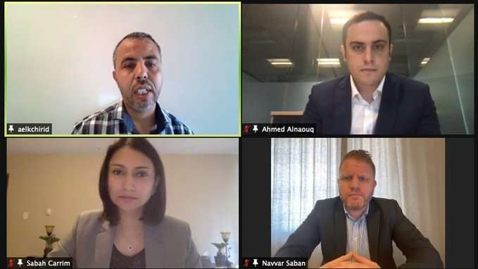 At Euro-Med Monitor webinar: experts urge to criminalize torture in the Middle East