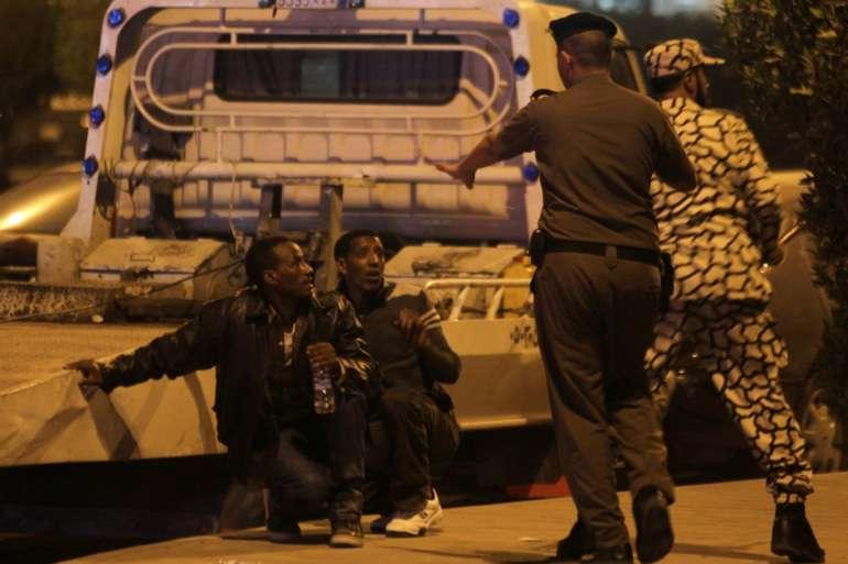 Arabie Saoudite: Une vaste campagne pour la mise en détention et l'expulsion des immigrants éthiopiens