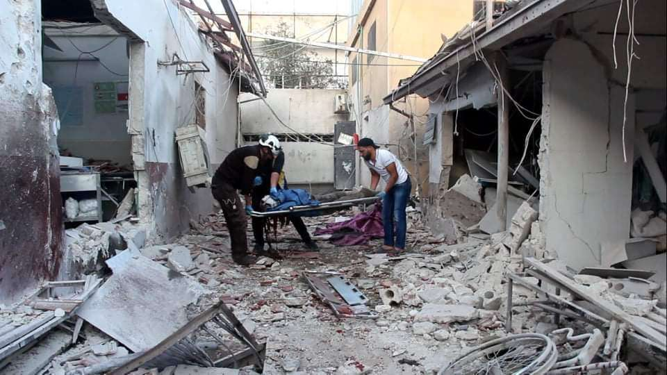 Syria: Targeting a hospital in Afrin requires an independent investigation