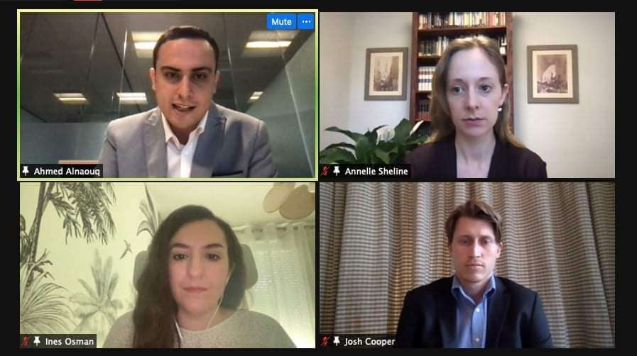 Euro-Med Webinar: Experts say Saudi's arrest of Abdulaziz Al-Dakhil is part of a systemic campaign to silence critics