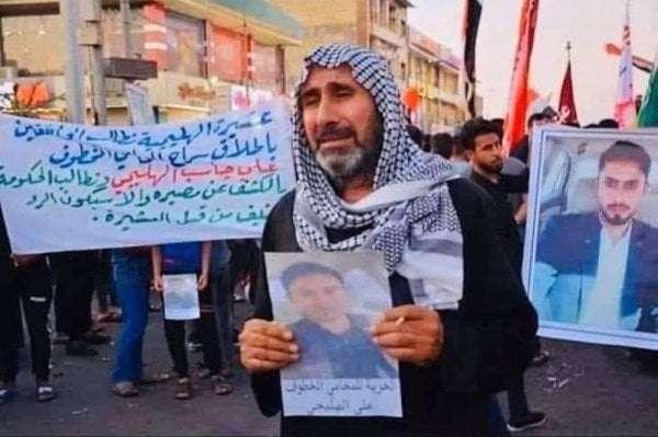 العراق..توسّع دائرة استهداف النشطاء لتطال عوائلهم سابقة خطيرة