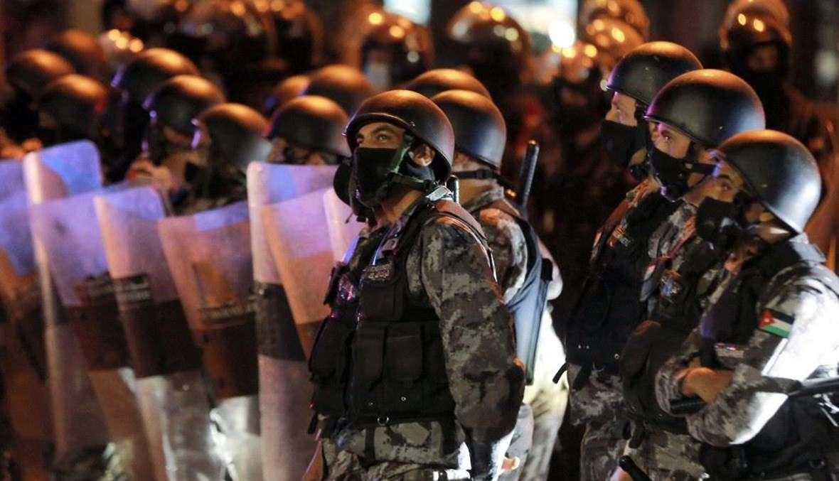 المرصد الأورومتوسطي يدعو للإفراج الفوري عن معتقلي حراك 24 آذار في الأردن