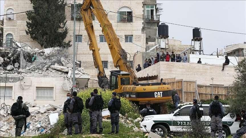 Trois décisions israéliennes risquent de faire évacuer et démolir des dizaines de maisons à Jérusalem-Est