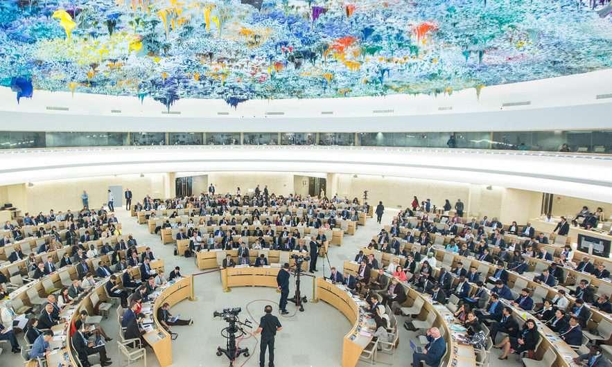 أمام مجلس حقوق الإنسان.. الأورومتوسطي يدعو إلى تحرك أممي ضد نهج إسرائيل التمييزي