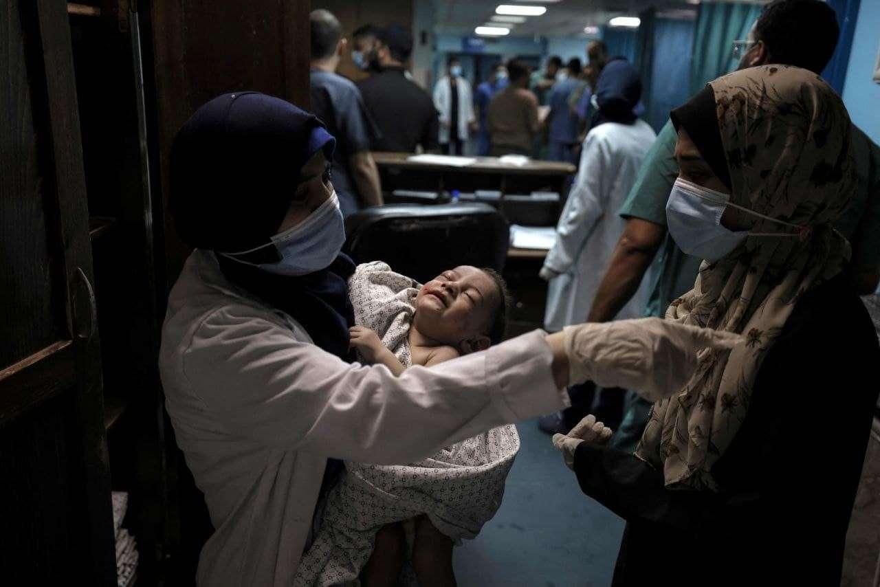 Le système sanitaire de Gaza risque un effondrement et nécessite un soutien avec la poursuite des attaques israéliennes