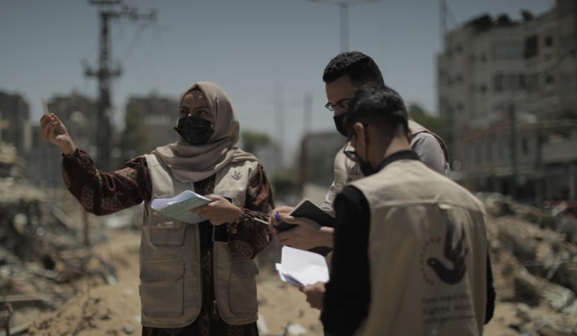 Enfer inéluctable : Euro-Med publie un rapport documentant les violations commises par Israël lors de sa récente attaque sur Gaza
