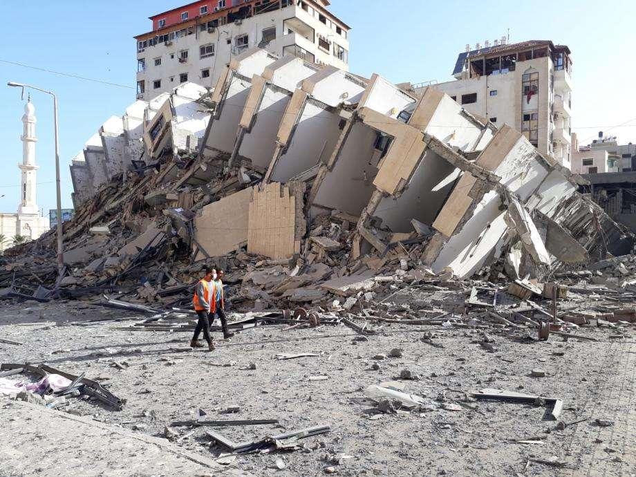 الأورومتوسطي يوجه خطابًا عاجلًا لوزراء خارجية أوروبا حول الهجوم الإسرائيلي على غزة