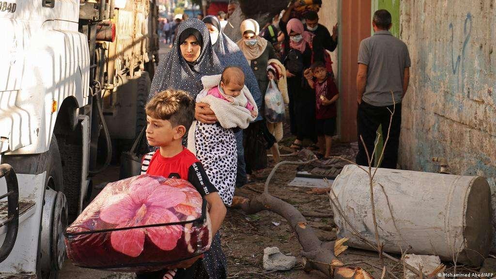 Bande de Gaza : Un désastre humanitaire se profile avec la poursuite de l'attaque militaire israélienne