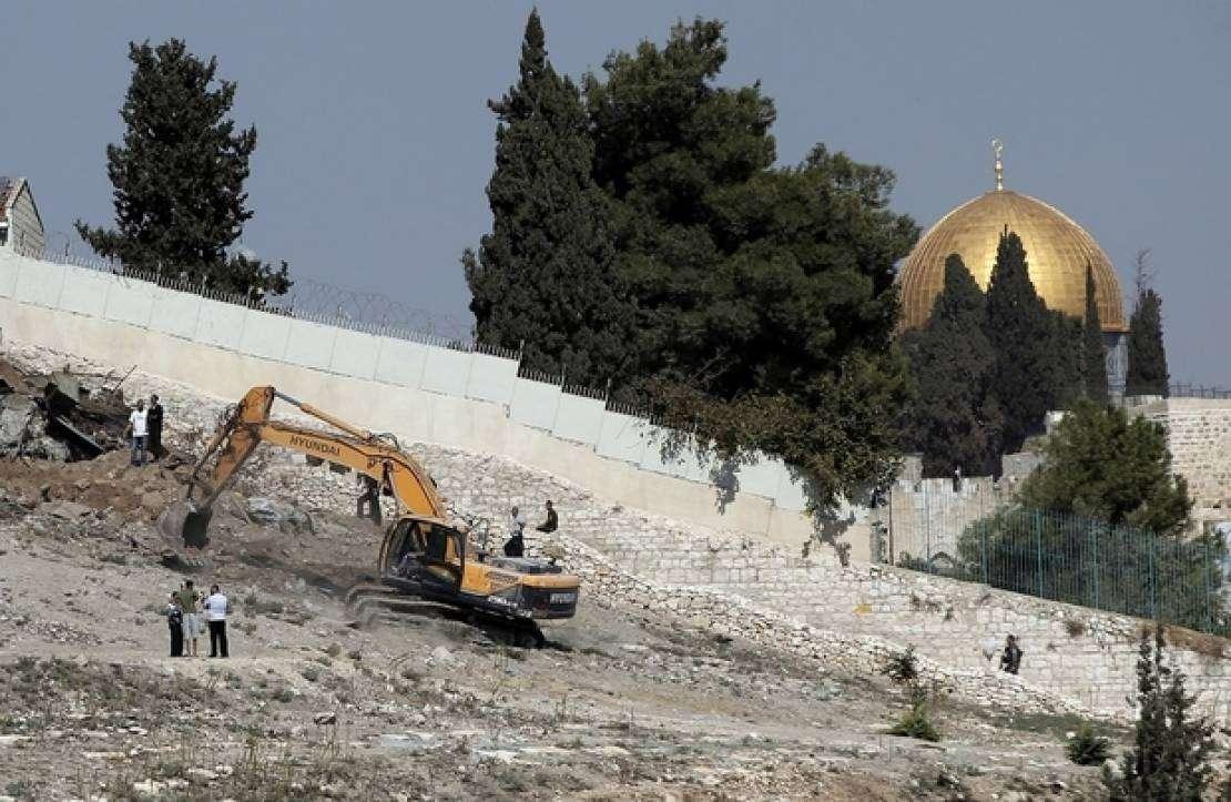 Israel demolished 58 Palestinian facilities, built 5,000 settlement units in Jerusalem so far this year