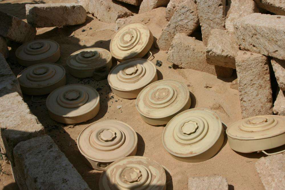 Euro-Med Monitor participe à une conférence internationale sur le danger des mines terrestres en Syrie et en Libye