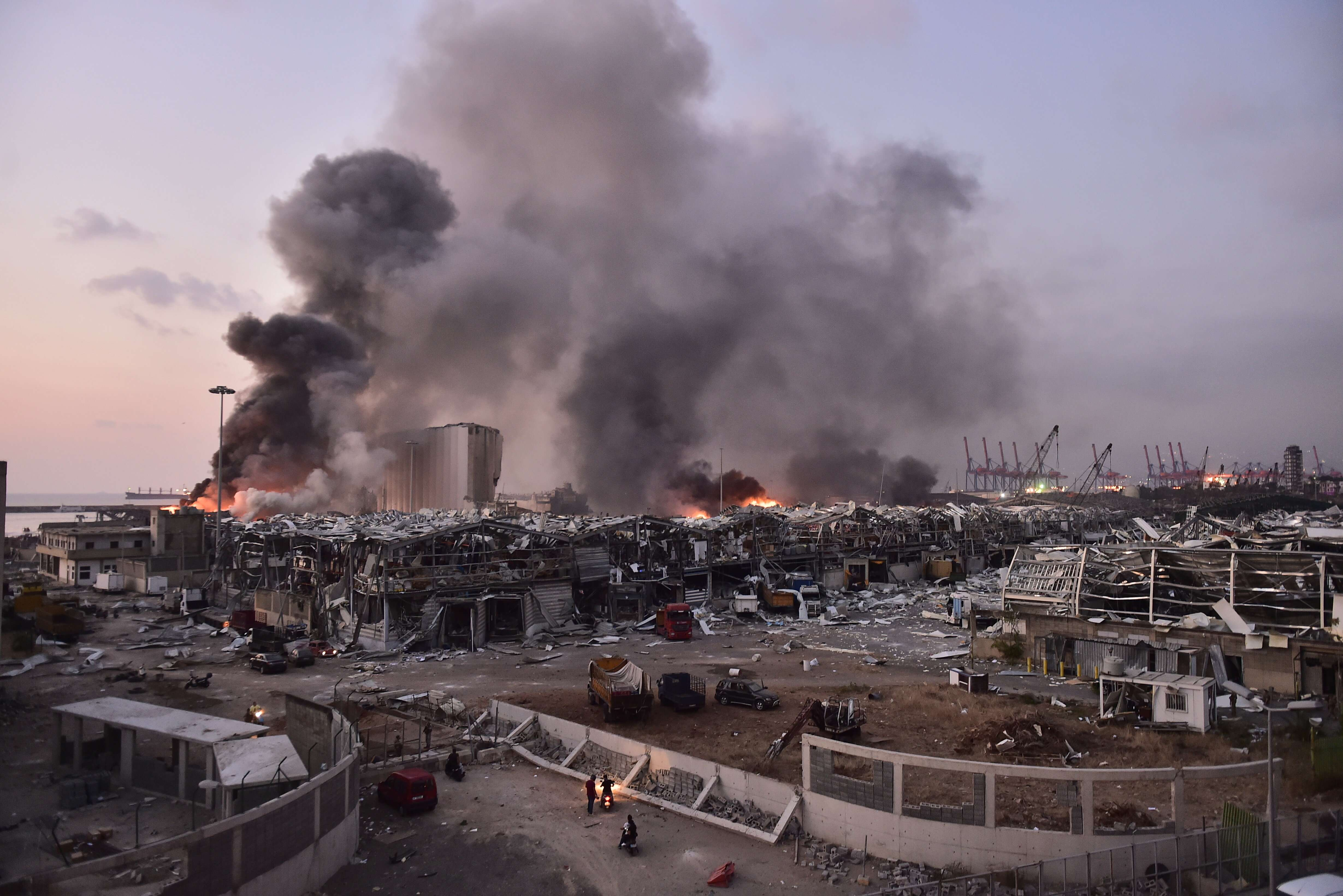 Lebanon: Attempts of obstructing justice for Beirut port explosion victims continue