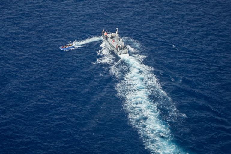EU-funded boats to abusive Libyan coastguard underline European complicity in grave violations against sea migrants