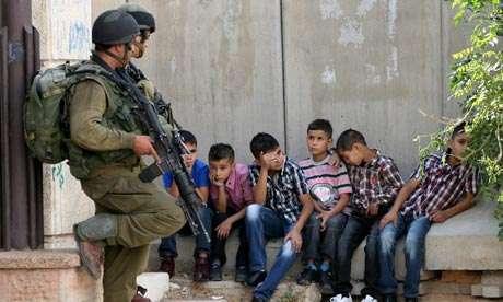 UK Raises Concerns Over Israel's Treatment of Palestinian Children