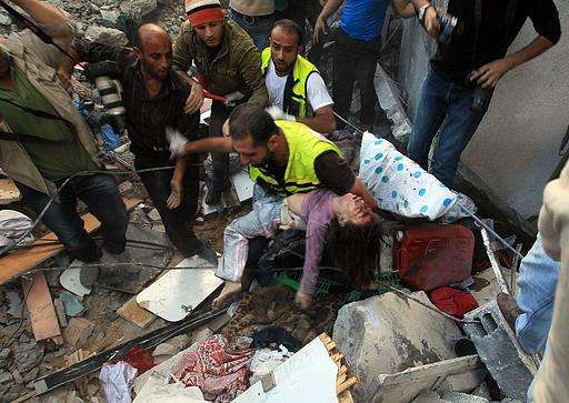 Euro-Med Monitor Calls for An Urgent Protection for Civilians in the Gaza Strip