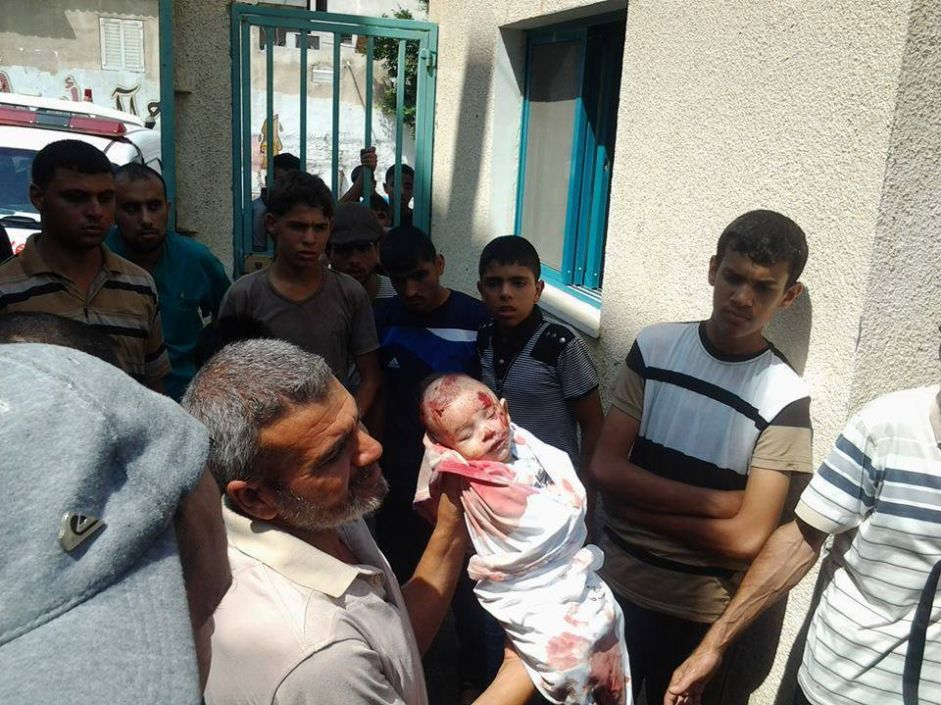 Israel Announces Humanitarian Truce and Continues to Kill Civilians