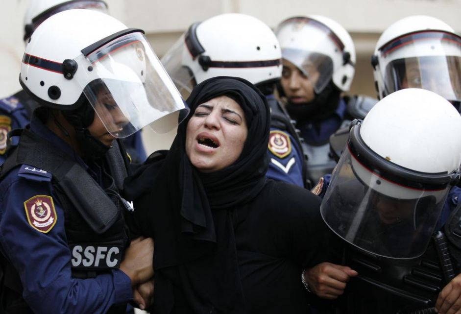 Euro-Med Monitor: 2014 Was Brutal, Bloody Year for Protesters in Bahrain