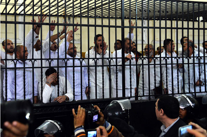 Egypt: Sentencing activists to death or life imprisonment is a violation of minimum standards of justice