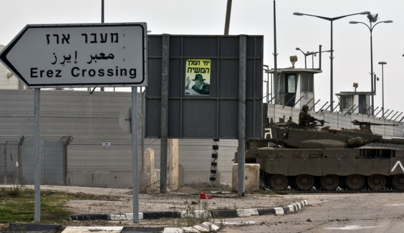 New Euro-Med Monitor report documents Israeli harassment at Erez border crossing