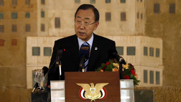 U.N. chief: Yarmouk camp now 'deepest circle of hell' in Syria