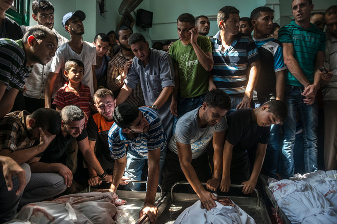 UN commission accuses Israel of possible war crimes in 2014 Gaza War
