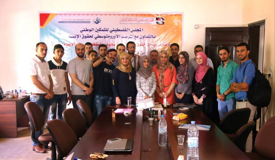 Euro-Med launches Series of Workshops on Promoting Human Rights