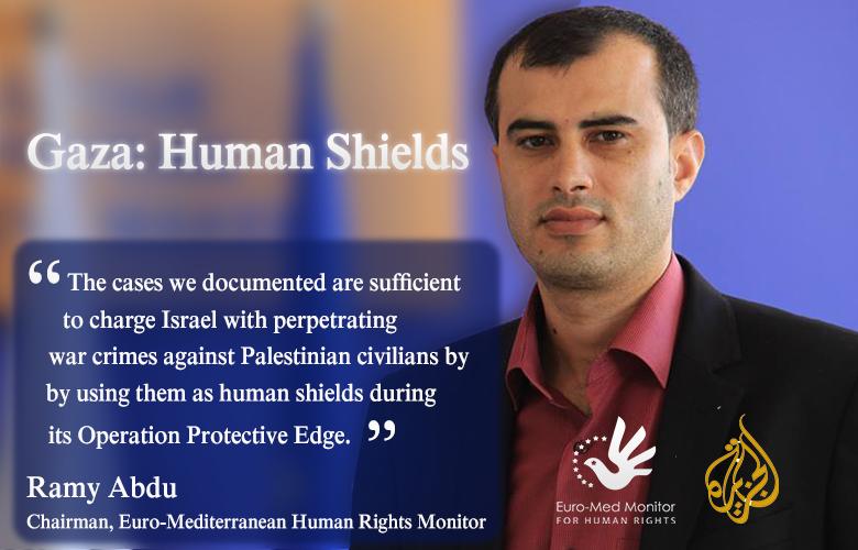 Documentary Film: Gaza, Human Shields