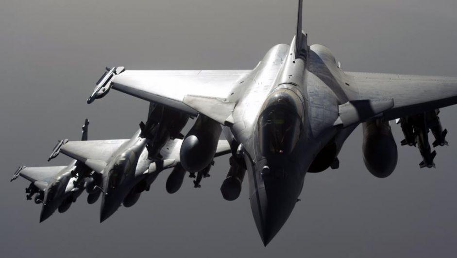 Frappes françaises en Syrie: le récit de l'opération