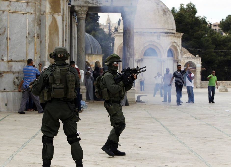 Israel escalating deportations and human rights violations  against Palestinians in Jerusalem