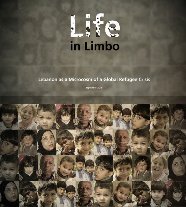 Life in Limbo: Lebanon as a Microcosm of a Global Refugee Crisis
