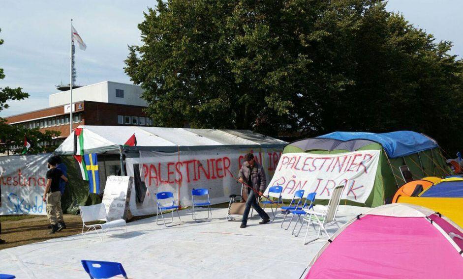 Palestinian asylum-seekers being refused protection in Sweden