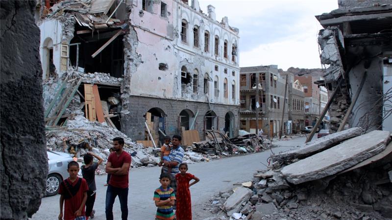 The orphans of Yemen's war