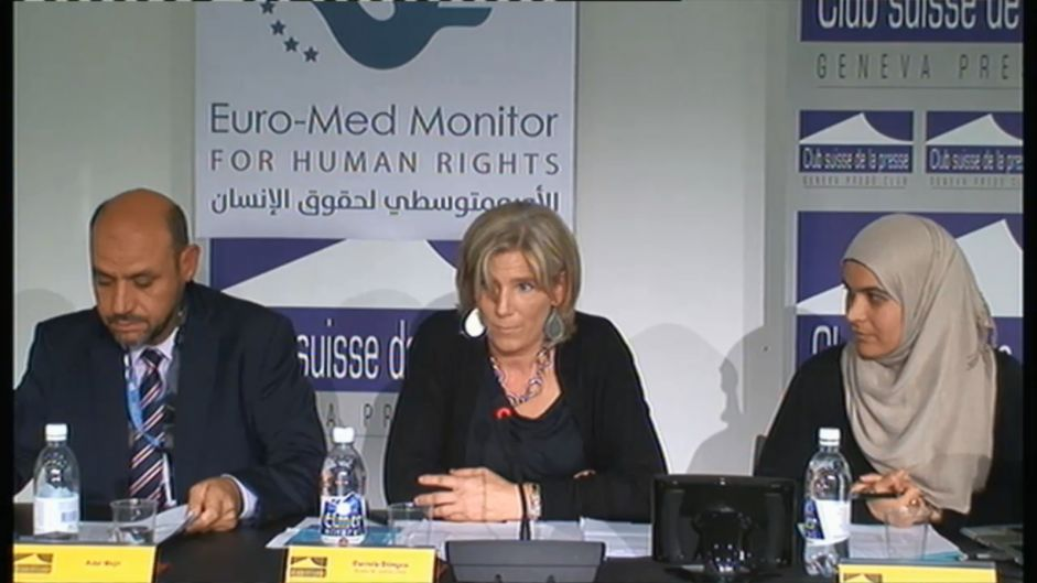 Euro-Med Monitor report: Israeli brutalities caught on camera