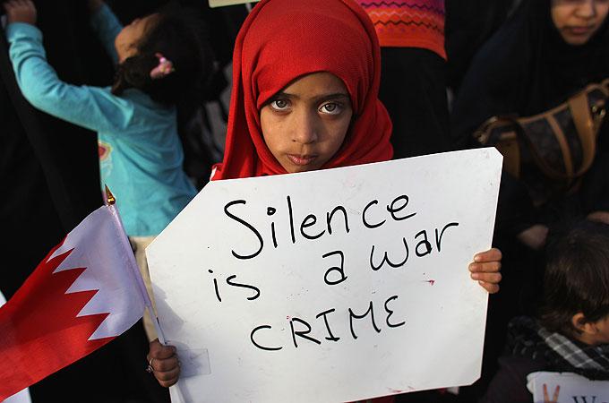 دعوة السلطات البحرينية إلى الإفراج عن نشطاء المعارضة وإعطاء حرية التعبير مساحة أكبر
