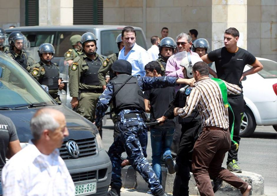 New report documents abusive detentions by both PA and Hamas to stifle freedom of expression