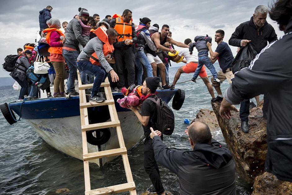 Euro-Med appelle l'Union Européenne à traiter les réfugiés comme des humains, et non pas comme un fardeau