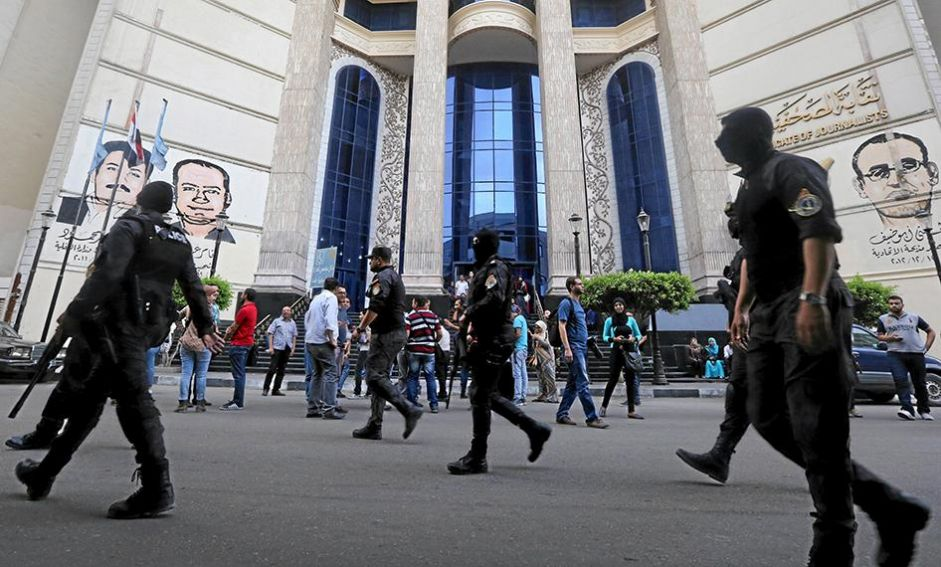 Egypt: Fearing Protests, Police Arrest Hundreds