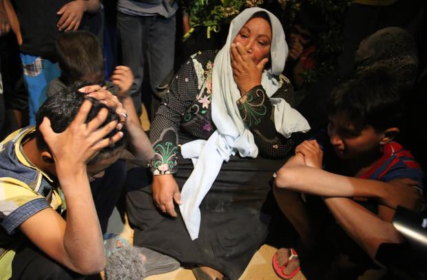 For Gazans, Israeli shelling harkens back to 2014 war
