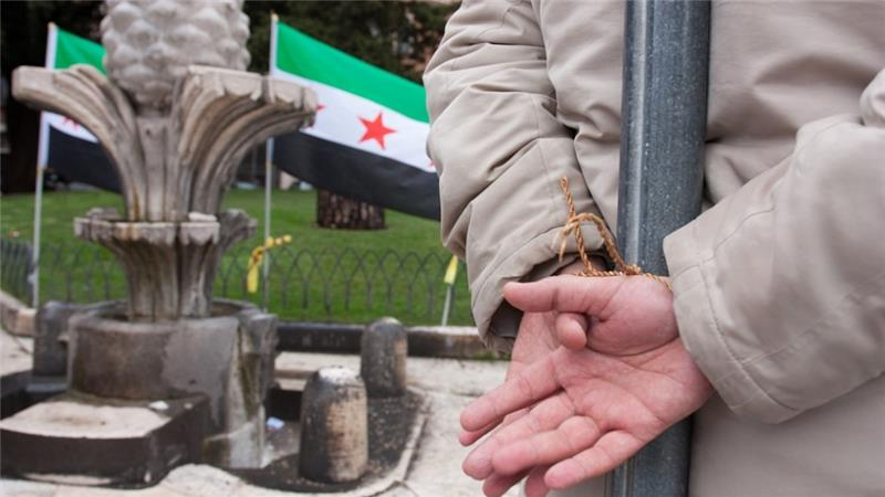 Syria's civil war: On Syria's forgotten detainees