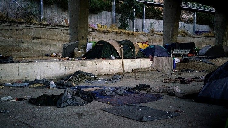 Child refugees subject to sexual assault in Greece
