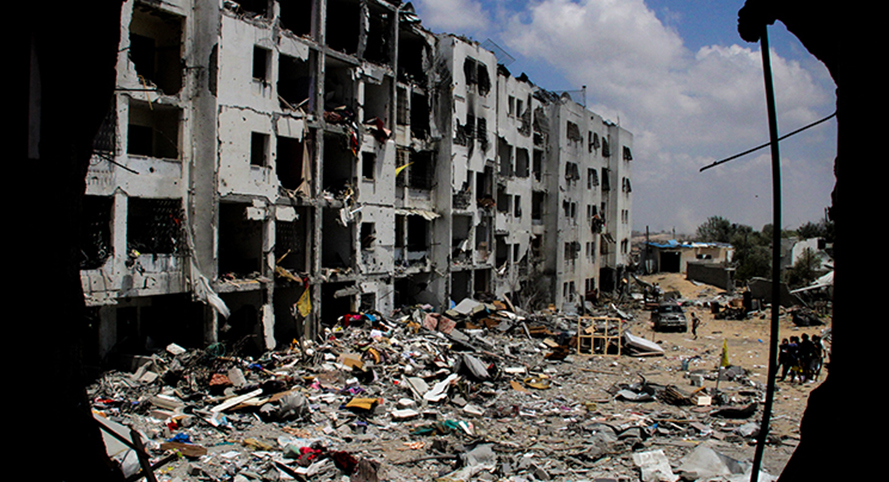 Rapport de l'ONU: 75.000 Palestiniens sans abri à cause du blocus de Gaza