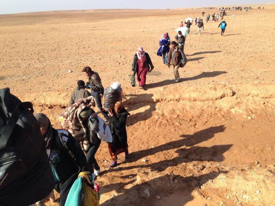 فلسطينيو سوريا في الأردن يخفون جنسيّتهم خوفاً من طردهم وإعادتهم إلى سوريا